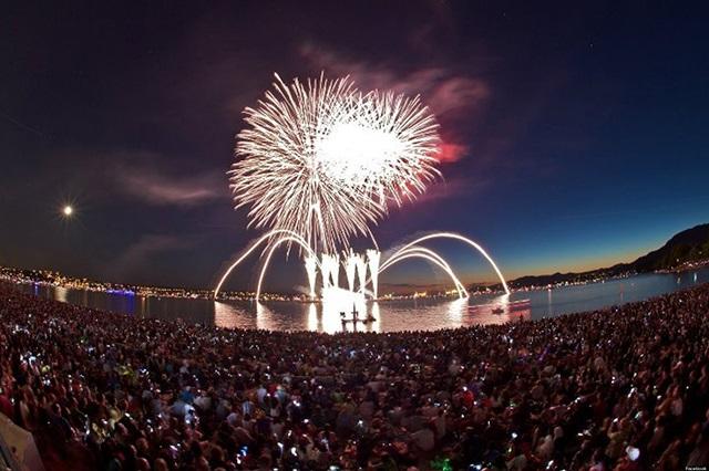 Khám phá các lễ hội nổi tiếng ở Vancouver