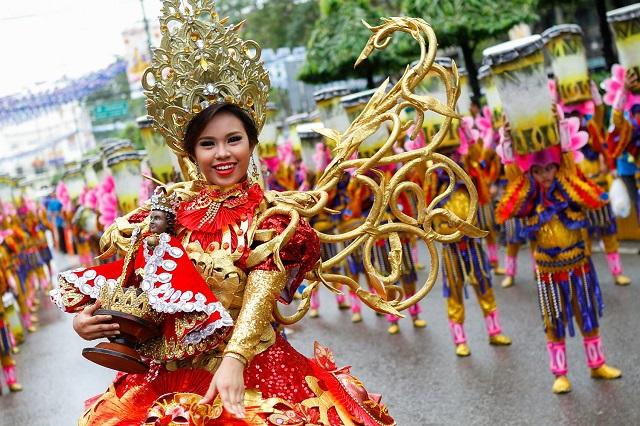 Top 7 lễ hội lôi cuốn du khách nhất ở đảo quốc Philippines