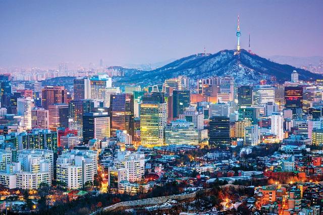 Vé máy bay đi Seoul giá rẻ